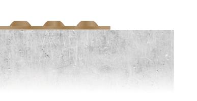 NBS10P On Concrete