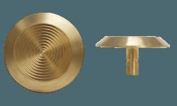 Navigate Brass Studs