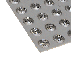 Navigate Stainless Steel Plates