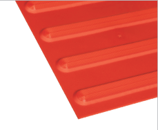 NRTD4006 - Rapid Tile / Red / Standard Colour|NPTD4006 - Plain Tile / Red / Standard Colour