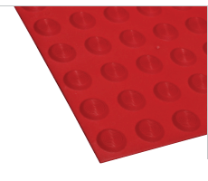 NRTH5006 - Rapid Tile / Red / Standard Colour|NPTH5006 - Plain Tile / Red / Standard Colour