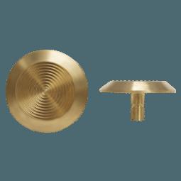 NBS10 - Pin Back / Plain Side