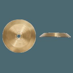 NBS30 - Screw Back / Plain Side