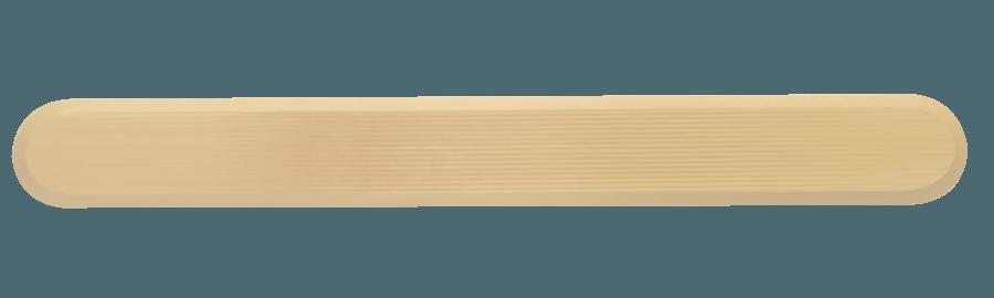 NPD1008 - Beige / Pin Back / Plain Side