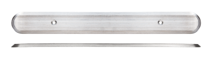 NSSD30 - Screw Down / Grooved Top / Plain Sides