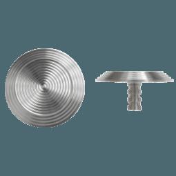 NSSS12 - Pin Back / Rings on Side