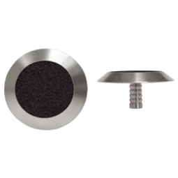 NSSS14 - Pin Back / Black Carb. Insert