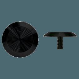 NSSS90 - Pin Back / Black