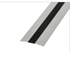 SMT50AI - Aluminium Cover Trim 50mm With Anti-slip Inserts